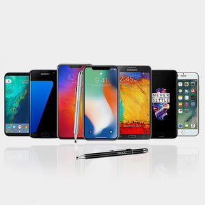iSOUL 2-in-1 Capacitive Stylus Pens for Touch Screens For Smartphones - iSOUL