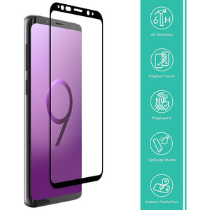 ISOUL 3 Pack Flexible Screen Protector for Samsung Galaxy S9 5.8""