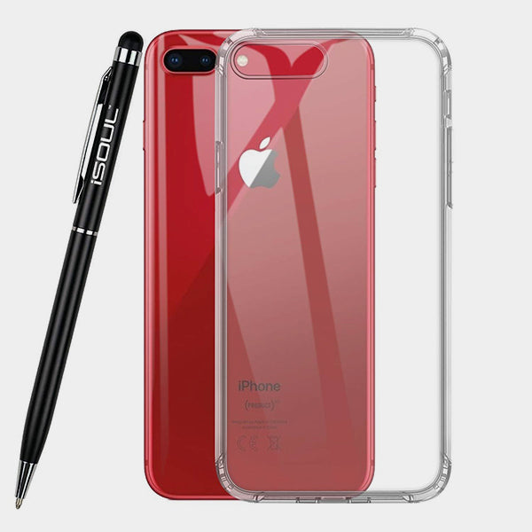iphone 8 plus case shockproof clear