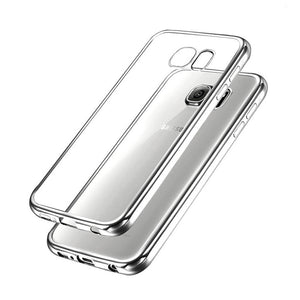 High Quality Transparent Clear Case for Samsung Galaxy S7 - iSOUL