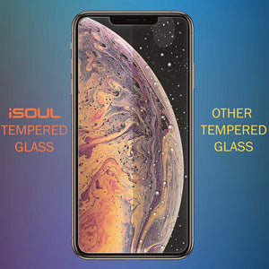 2X Premium Qualtiy Screen Protector for Apple iPhone XS - iSOUL