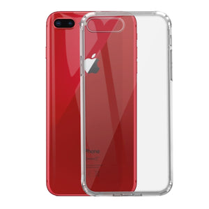 iSOUL Transparent Clear Case for Apple iPhone 8 - iSOUL