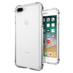 iSOUL Clear Case for Apple iPhone 7 Plus - iSOUL