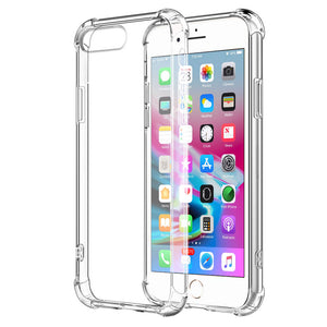 Premium Clear Case for Apple iPhone 8 Plus with Ultimate Protection - iSOUL