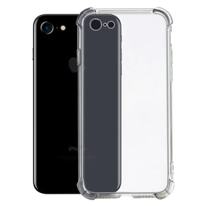 Air Cushioned Slim Soft TPU Gel Case for Apple iPhone 8 - iSOUL