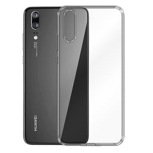 Lightweight Soft TPU Clear Case for Huawei P20 - iSOUL