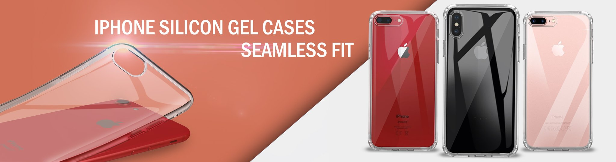 iPhone XS Case iPhone X Case Slim Soft TPU Case Flexible Silicone Cover Shock Absorb Air Cushion Gel Case Clear