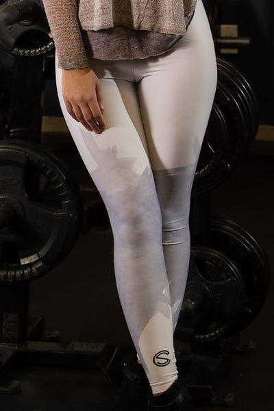 SC Frost - Socrave Athleisure Wear Women's Leggings