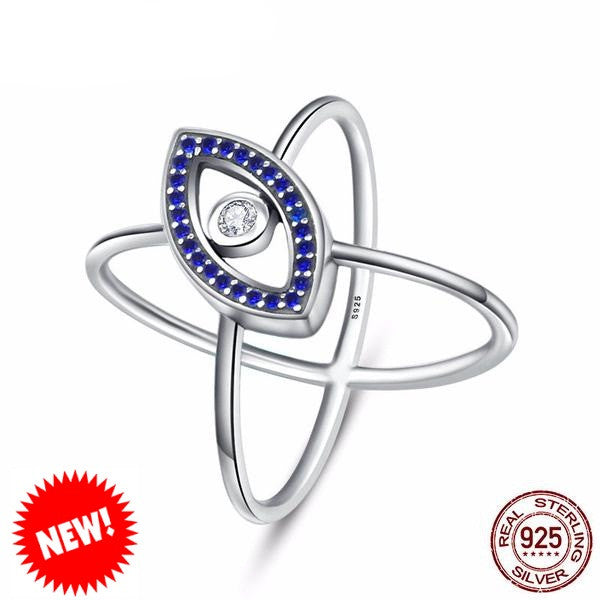 Sterling Silver Protection Ring - CrumelsWorld