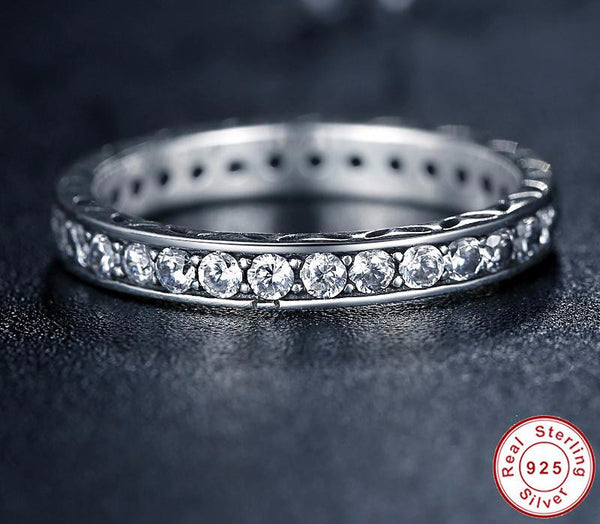 Sterling Silver Wedding Bands - CrumelsWorld