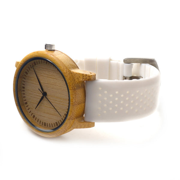 BOBO BIRD Sports Wooden Watch Unisex - CrumelsWorld