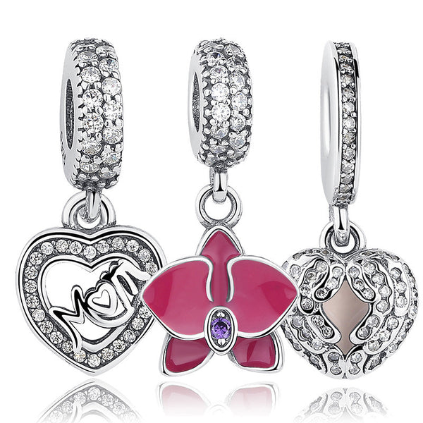 Sterling Silver Various Charms - CrumelsWorld