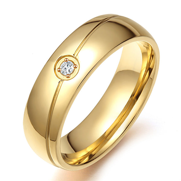 Stainless Steel Wedding Bands - CrumelsWorld