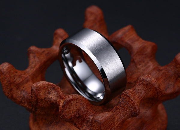 Tungsten Matte Ring - CrumelsWorld