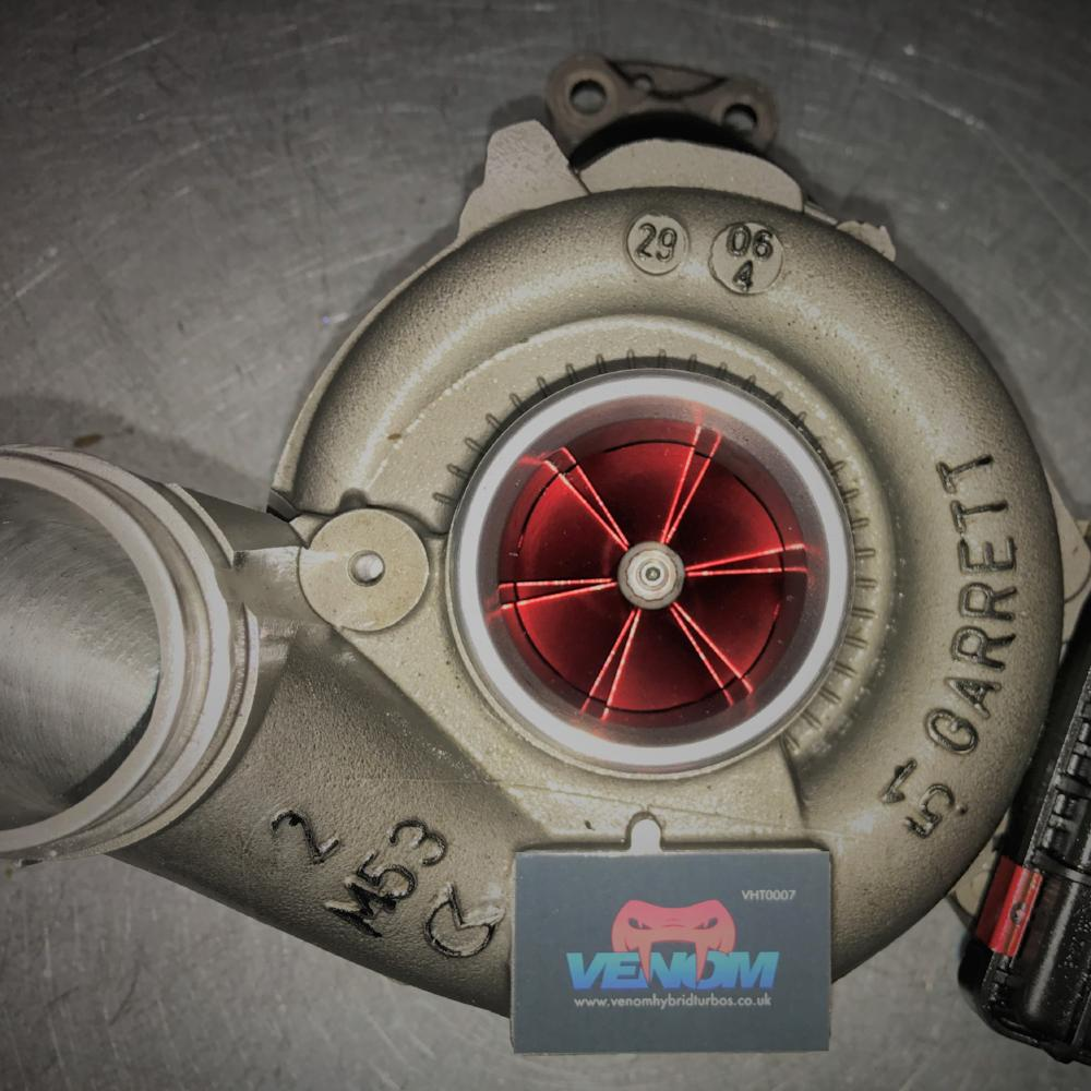 Mercedes CLK 3.0 CDI (05-10) Turbocharger