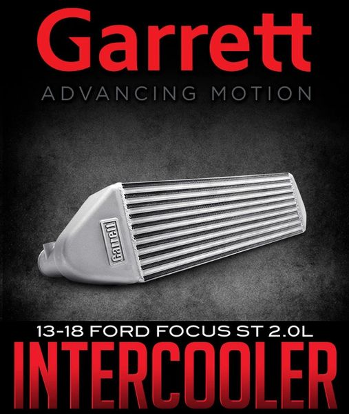 Ford Focus Garrett performance intercooler 2013-2018