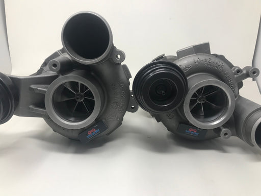 BMW S63 S63 BALL BEARING HYBRID TURBOS (M5, M6, X5 M & X6 M) 800075,800076