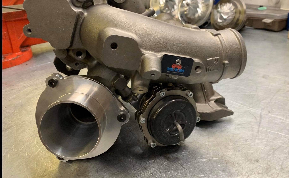 Golf R 2.0 TFSI 280BHP (06-09) Hybrid Turbo Charger C.I.K (Complete Installation Kit)