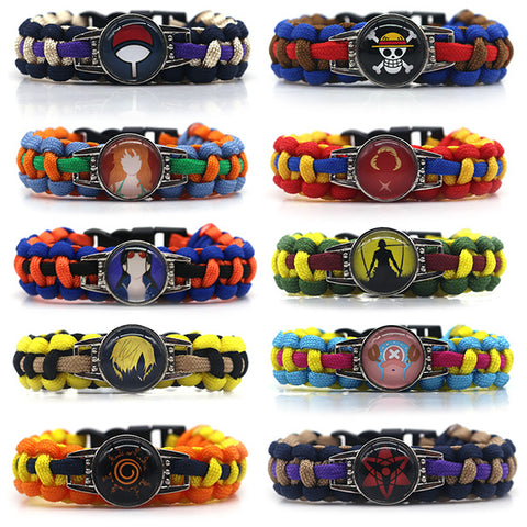 **NEW ARRIVAL** Anime Bracelet Collection