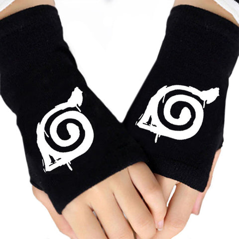Anime Fingerless Gloves