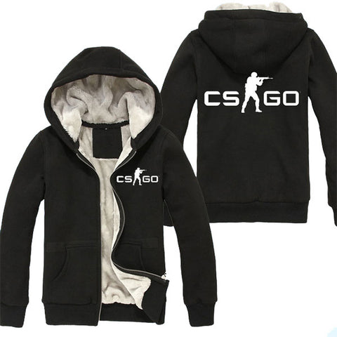 CS:GO Hooded Jacket
