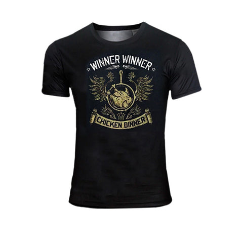 PUBG Winner Winner Chicken Dinner Shirt