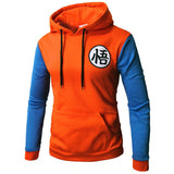 Dragon Ball Z Pullover Hoodie