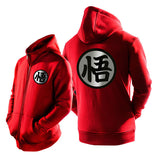 Goku Hoodie and Beanie Bundle