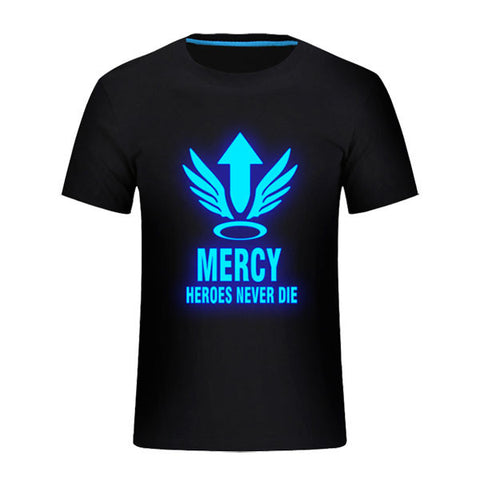 Glow in the Dark Overwatch Tees