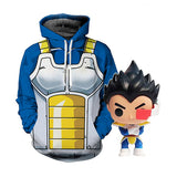 DBZ The Vegeta Bundle