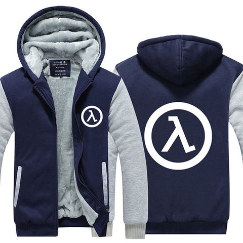 Half Life Hooded Jacket