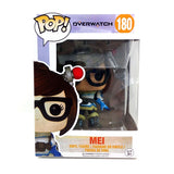 Overwatch Mei Pop Figure