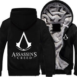 Assassins Hooded Jacket and Wristband Bundle
