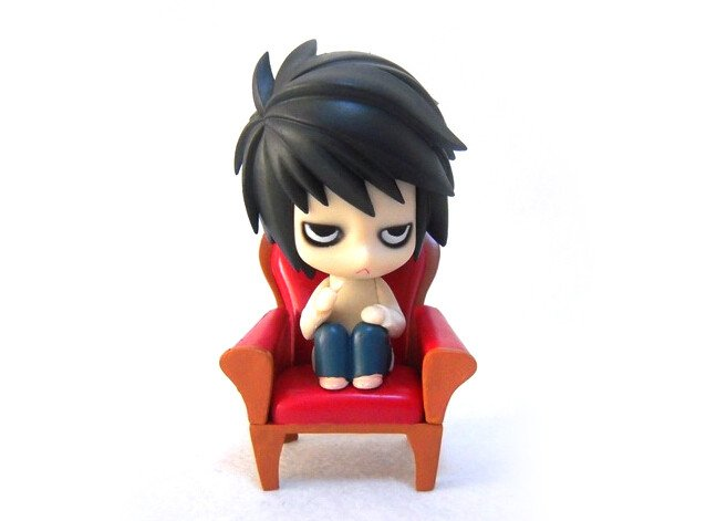 Death Note L Nendoroid Action Figure