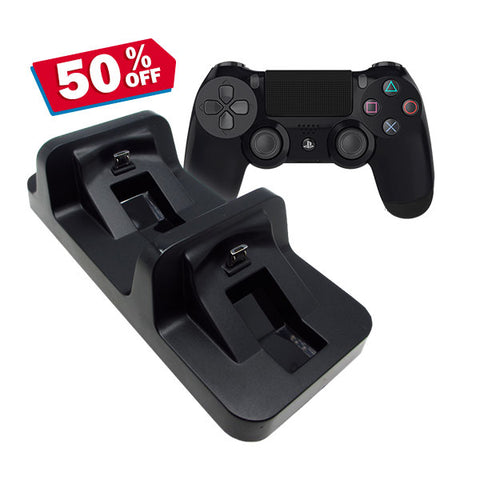 PS4 Dual Stand Charger