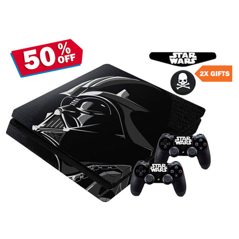 Darth Vader PS4 Slim Skin