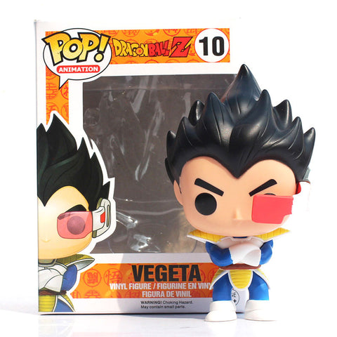 Dragon Ball Z Funko Pop Vegeta