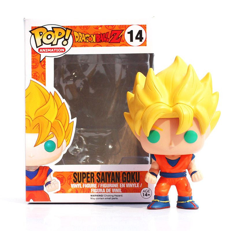 Dragon Ball Z Funko Pop Goku