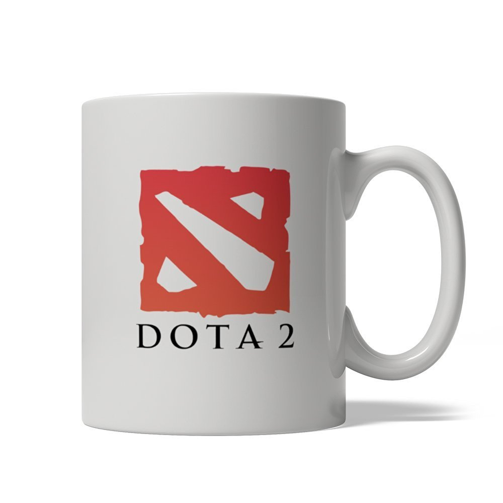 Dota 2 Logo Collectible Mug
