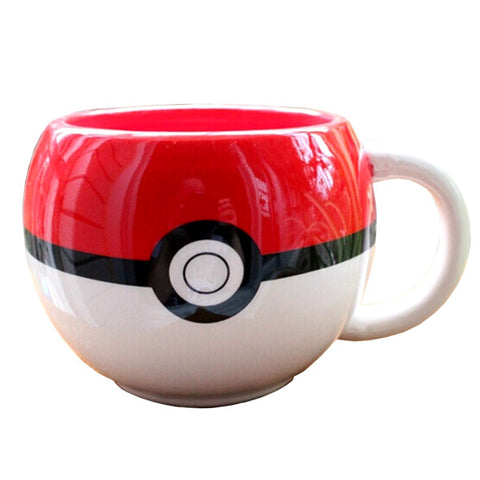 Pokémon Pokeball Mug