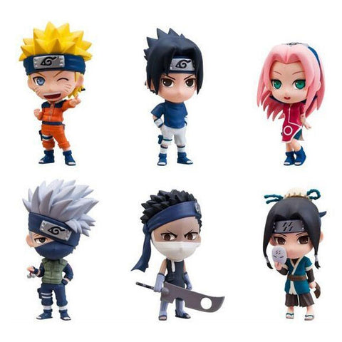 Naruto Action Figure Collectibles set