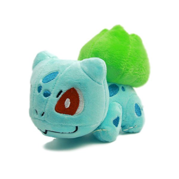 Pokemon Mini Plush Toy - Bulbasaur