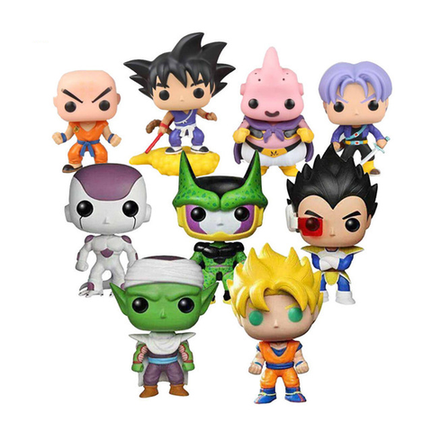 Dragon Ball Z Funko Pop Figure