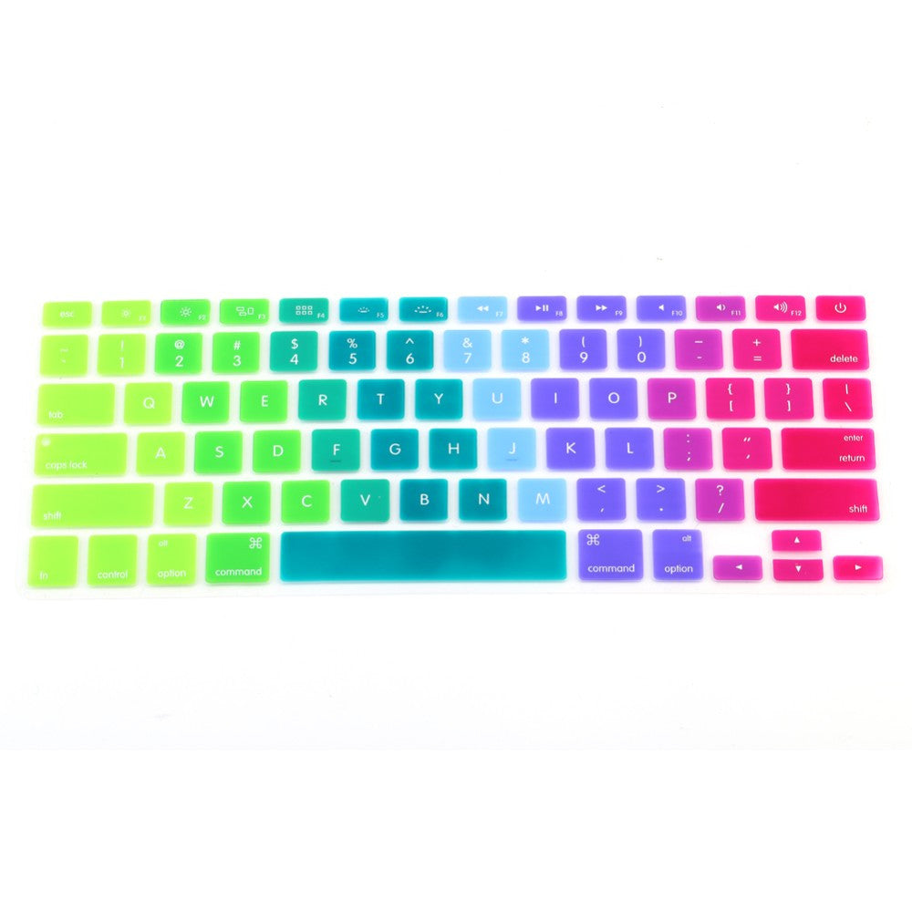 Silicone Keyboard Cover Skins for Macbook