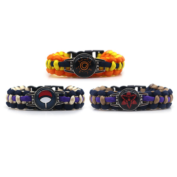 Naruto Anime Bracelet Collection