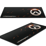 overwatch spark mouse pad