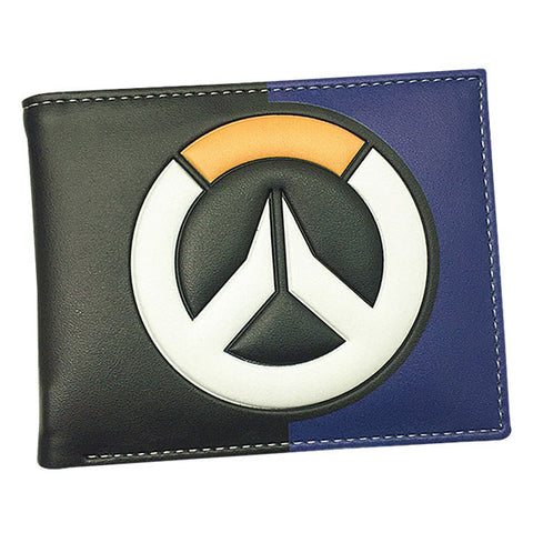 overwatch logo wallet