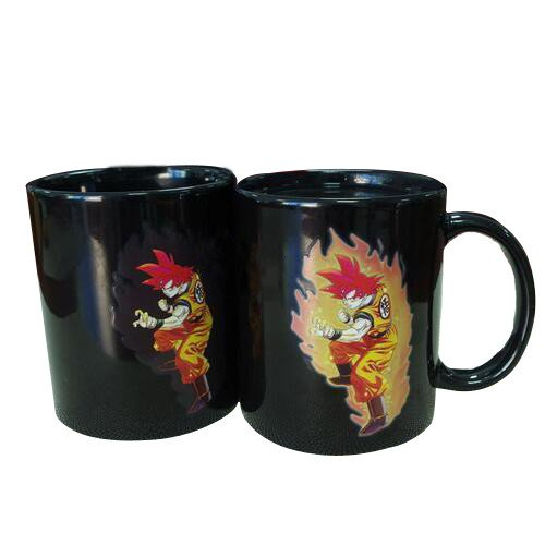 Dragon Ball Z Heat Sensitive Mug - Goku