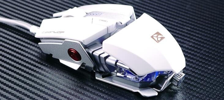 TeamWolf Immortal Gaming Mouse