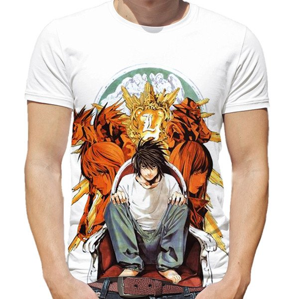 Death Note L Lawliet T-Shirt